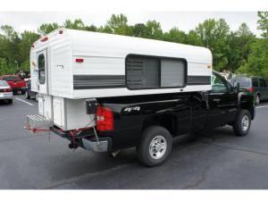 Our 2008 Alaskan Telescoping Camper Camper Pickup Camper Truck Camper