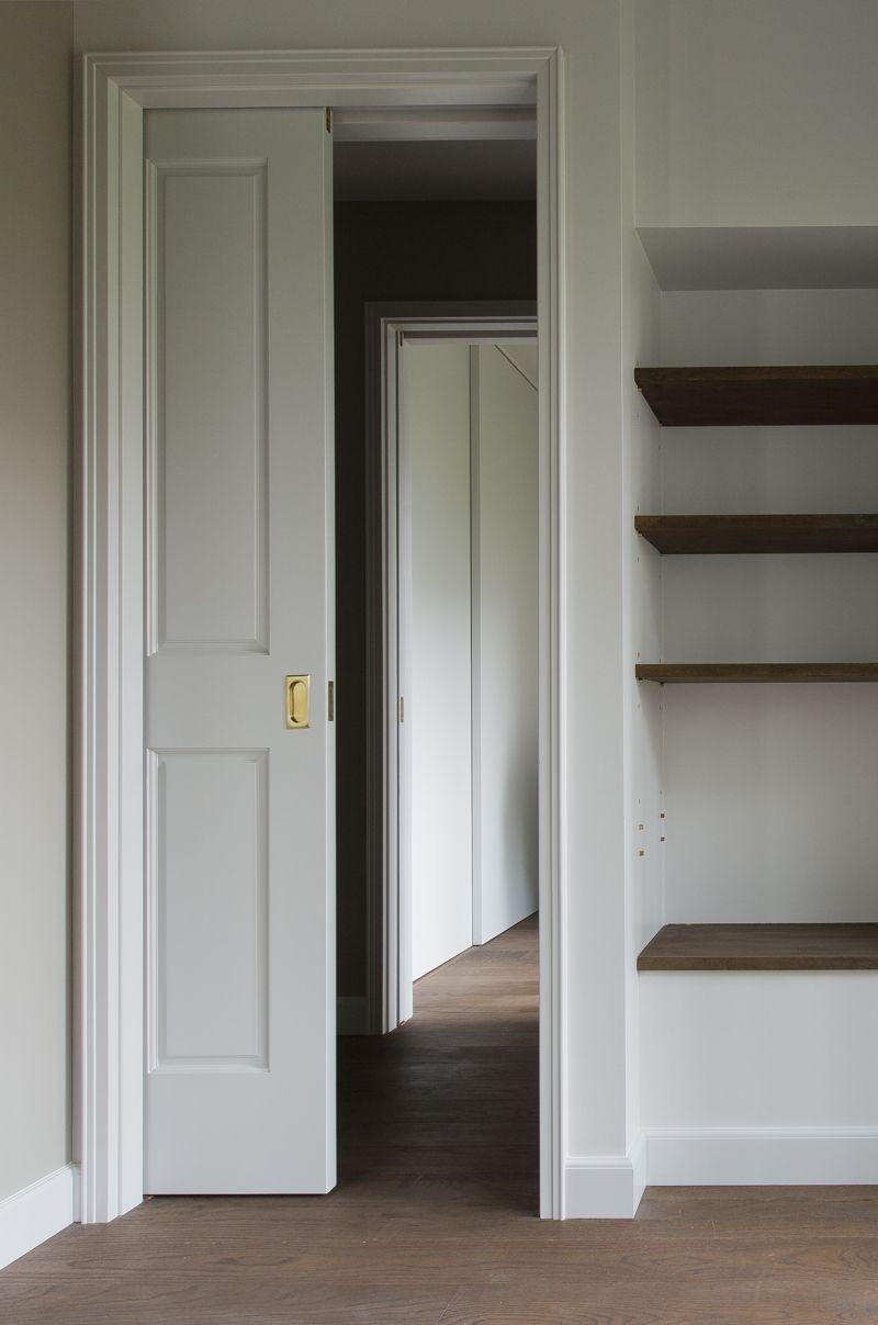 建具 ドア 引込戸 ケーシング ホワイト レイズドドア クラシック