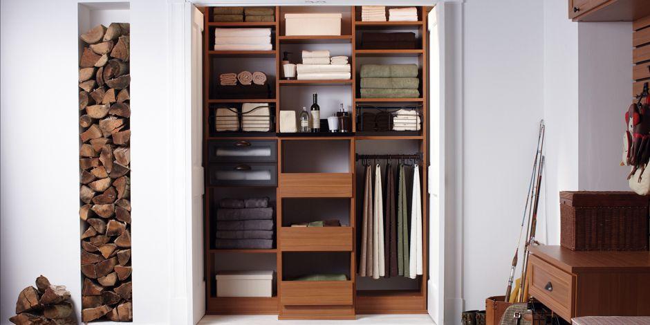 The Most Beautiful Linen Closet!   Contemporary   Closet   Boston   California  Closets New England
