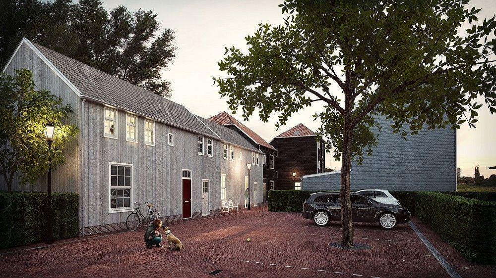 Visualisatie: Houben & Van Mierlo Architecten