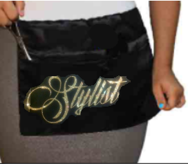 Glitter Salon Toolbelt | Razor Sharp Image Salon Wear