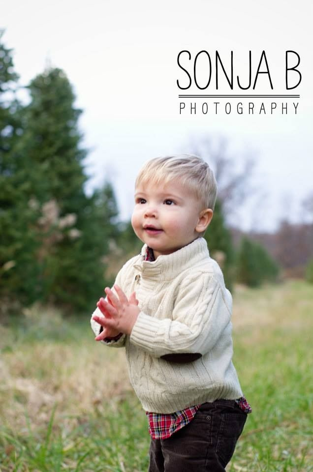 Attractive Christmas Tree Farm Sessions In Cincinnati Ohio With Sonja B Photography, A  Family And Child