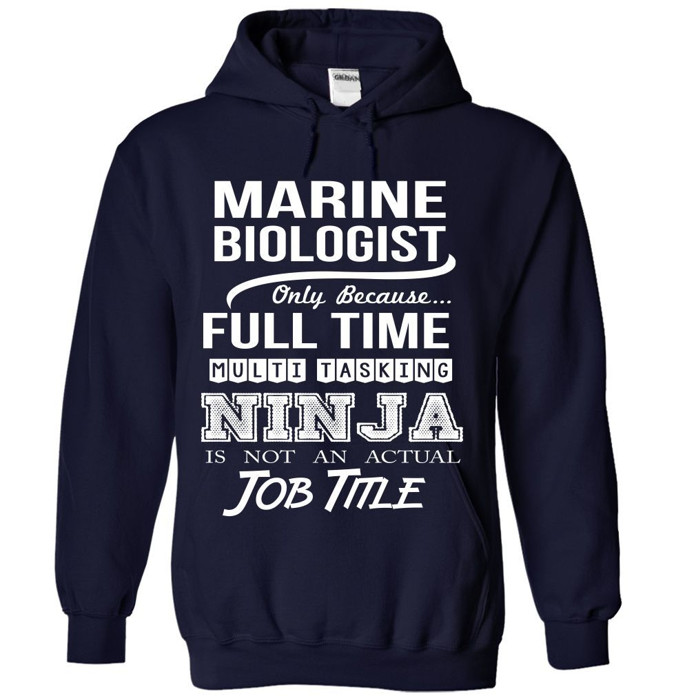 New Tshirt Produce) MARINE-BIOLOGIST Job title [Tshirt Facebook ...