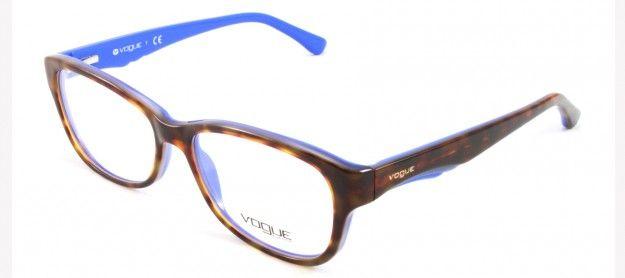 Gafa Graduada Vogue 2814 Havana 2106 #gafa #glasses #chico #him #hombre