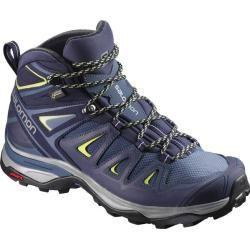Salomon Damen Multifunktionsstiefel X Ultra 3 Mid Gtx W, Größe 41 ? in Dunkelblau/Blau, Größe 41 ? i #hikingtrails