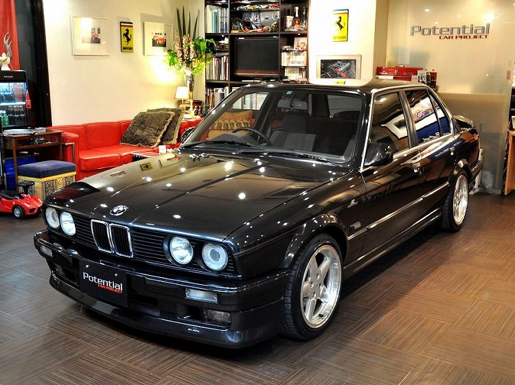 1990 bmw 320i schnitzer specification sold for 10k 36k. Black Bedroom Furniture Sets. Home Design Ideas