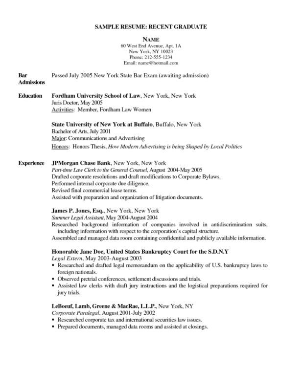 new graduate nurse resume sample writing nursing grad and cover - bankruptcy specialist sample resume