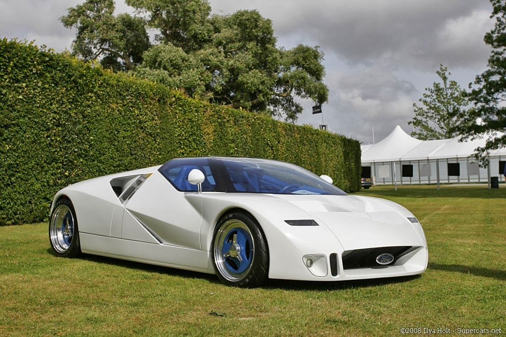 Autos: Ford GT90 concept car 1995