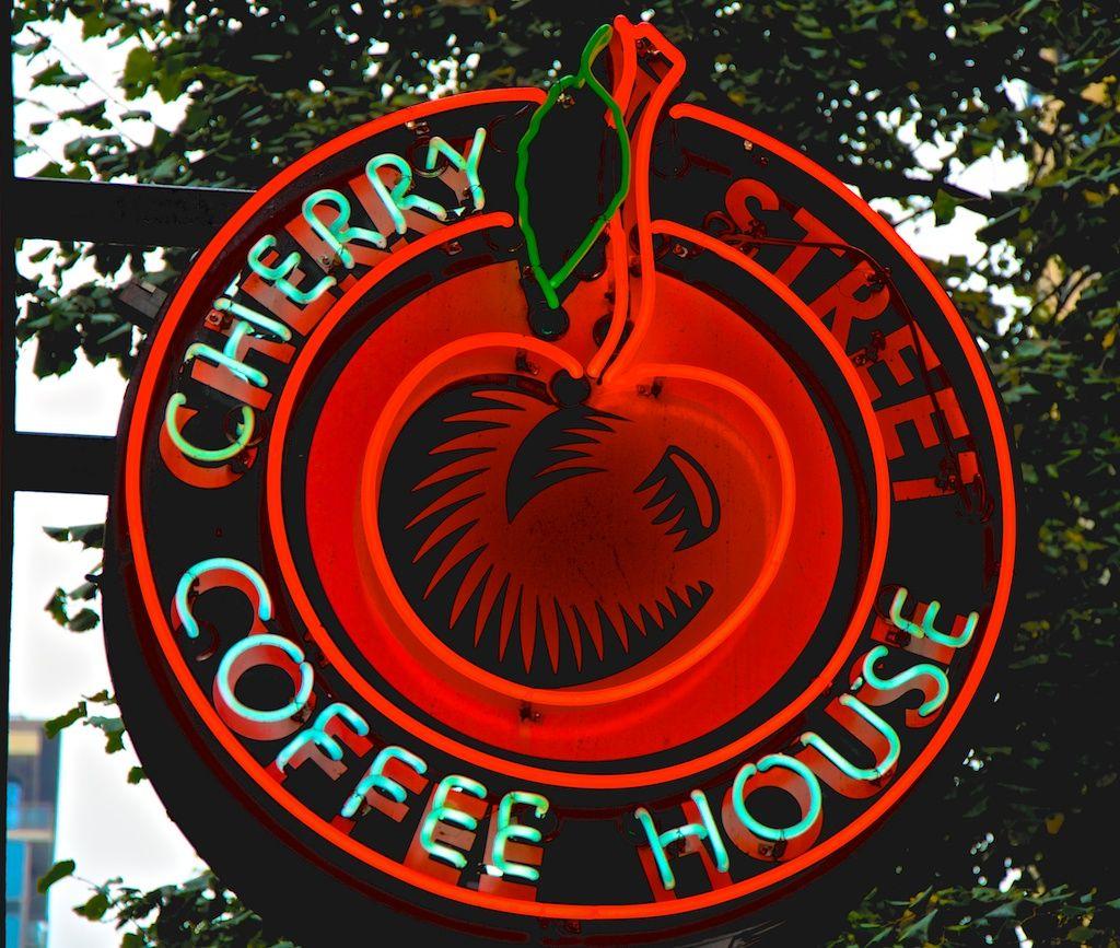 Cherry street coffee house seattle wa coffee shop