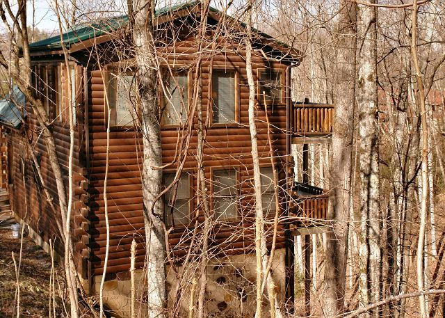Above Expectations 294 | 2 Bedroom Cabins | Pigeon Forge Cabins ...