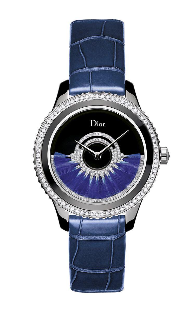 Dior Viii Grand Bal Plume Blue Preorder Now On Moda Operandi
