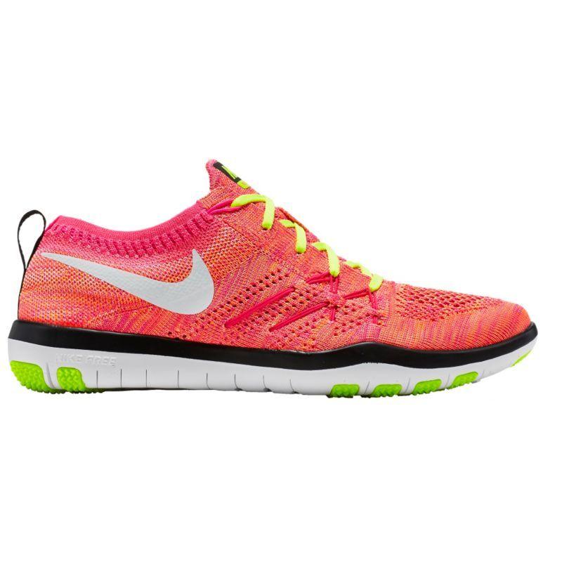 New Nike Free Focus Flyknit Women Cross Training Sneakers Size 11 Color Multi