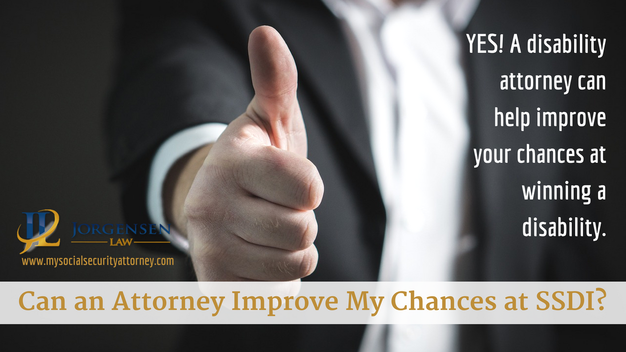 Can an Attorney Improve My Chances at SSDI? Disability