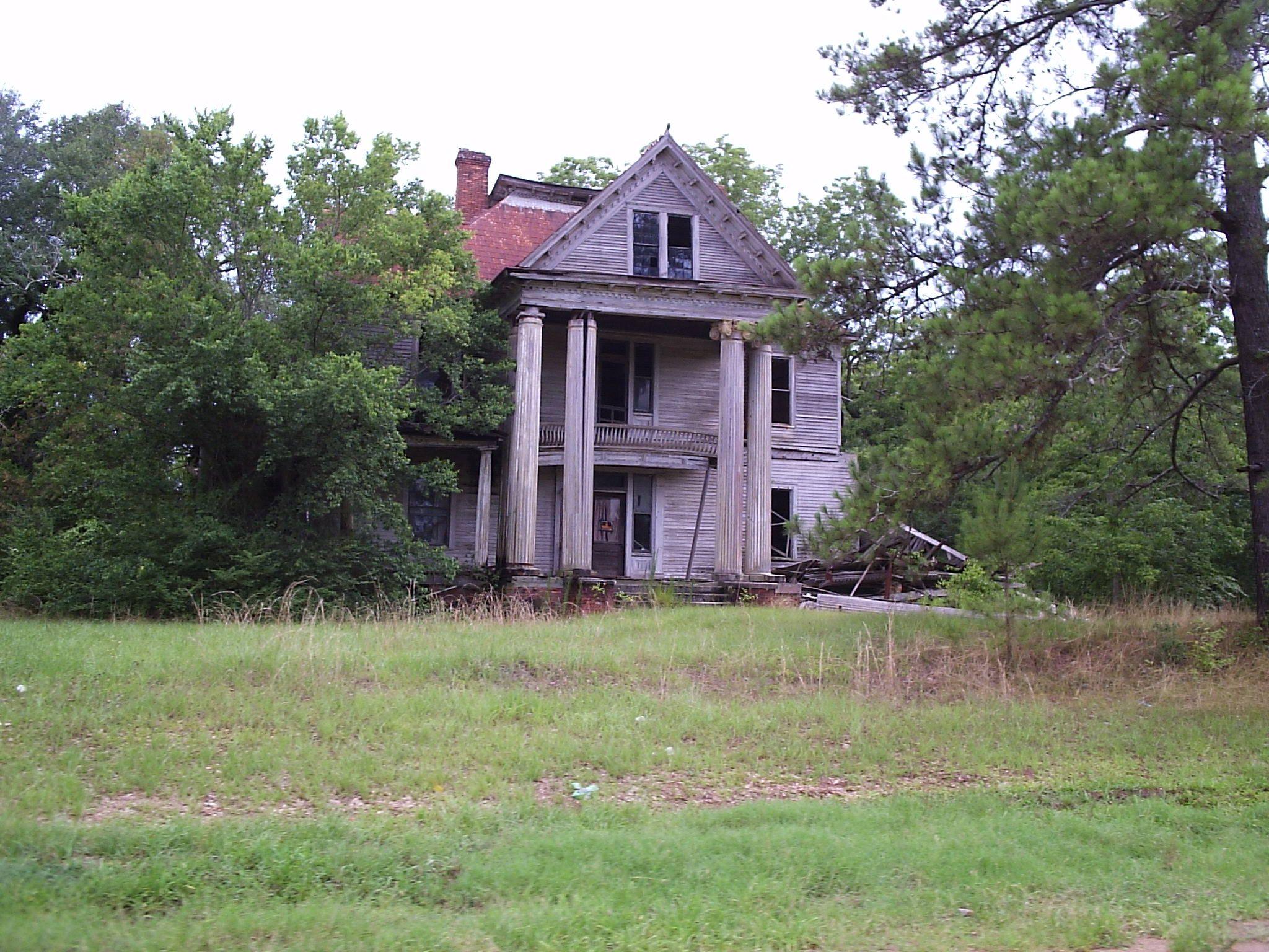Mcrainey House Elmodel Georgia Abandoned Beauties