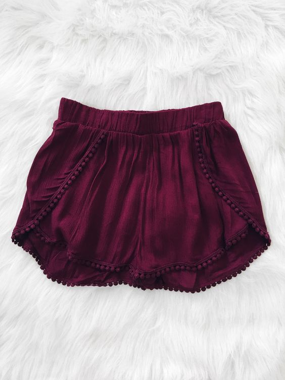 Free Shorts Pattern Boudoir Shorts Sewing Shorts Diy