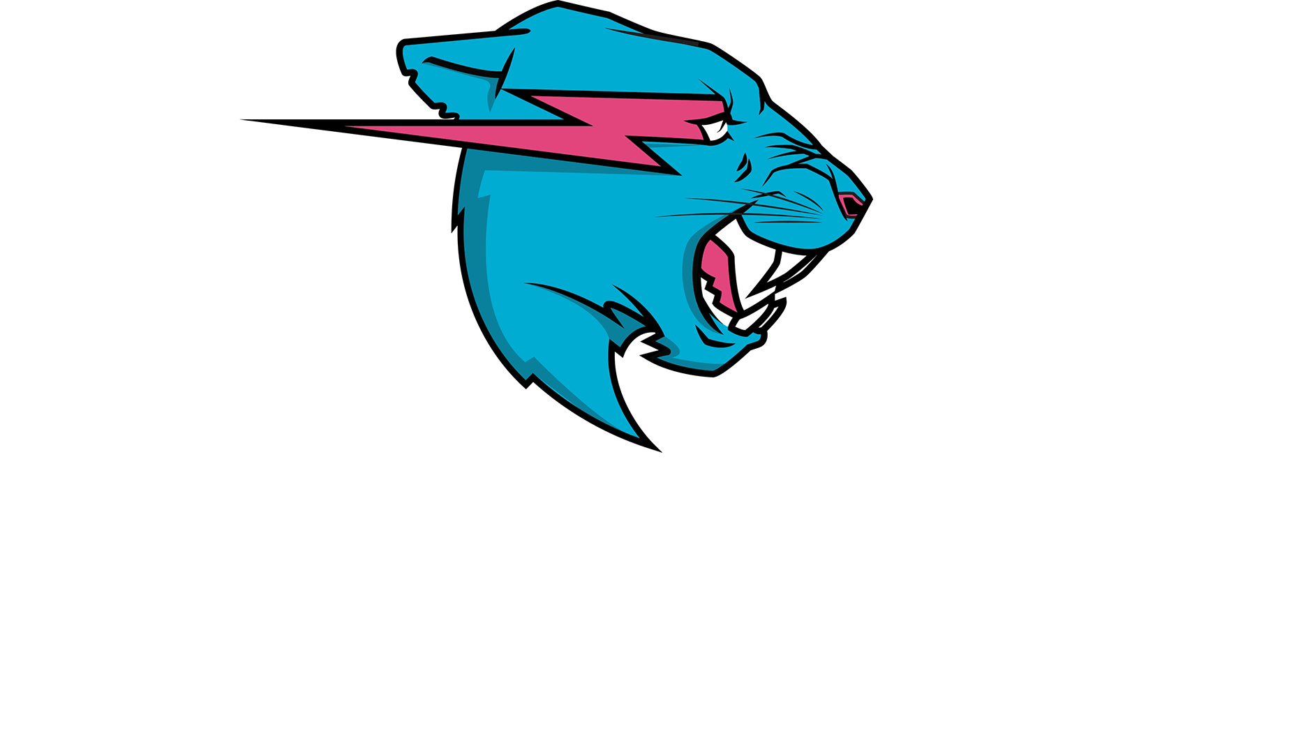 Mrbeast Logo With Text Png Image Animasi