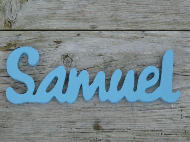 Turschild Holz Kind Name Geschenk Geburt Taufe Kids Home Decor