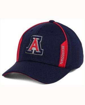 eeb703853a3 Top of the World Arizona Wildcats Kayo Stretch Fit Cap - Blue M L ...