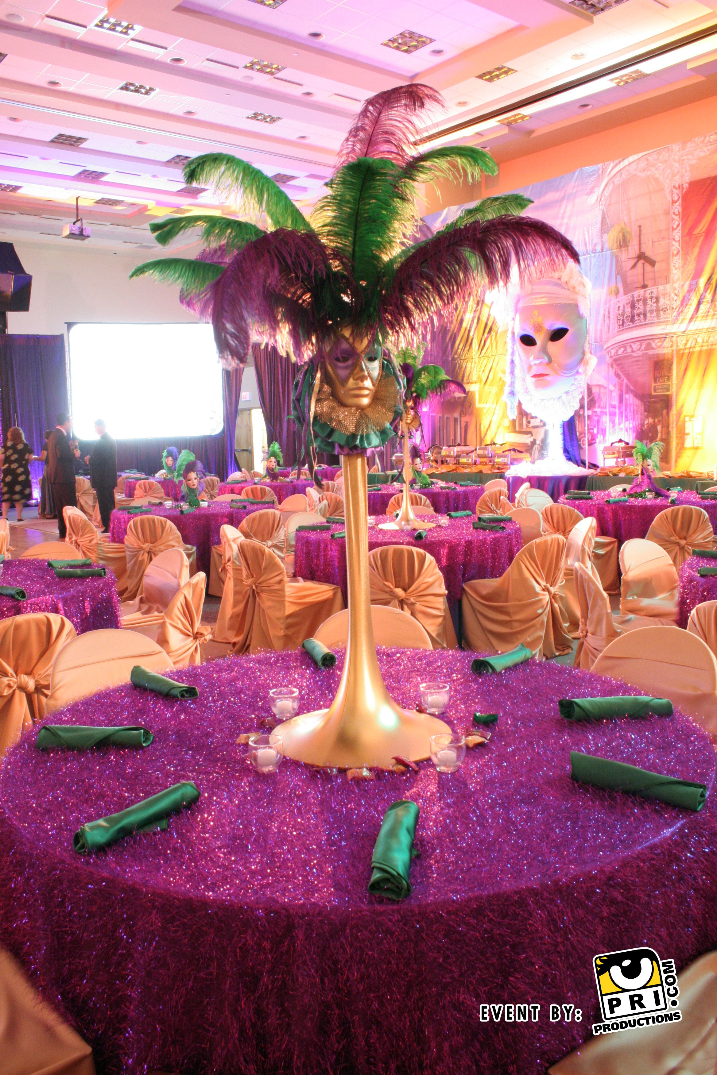 Were going to have us a mardi gras wedding LOL......can\'t wait to ...