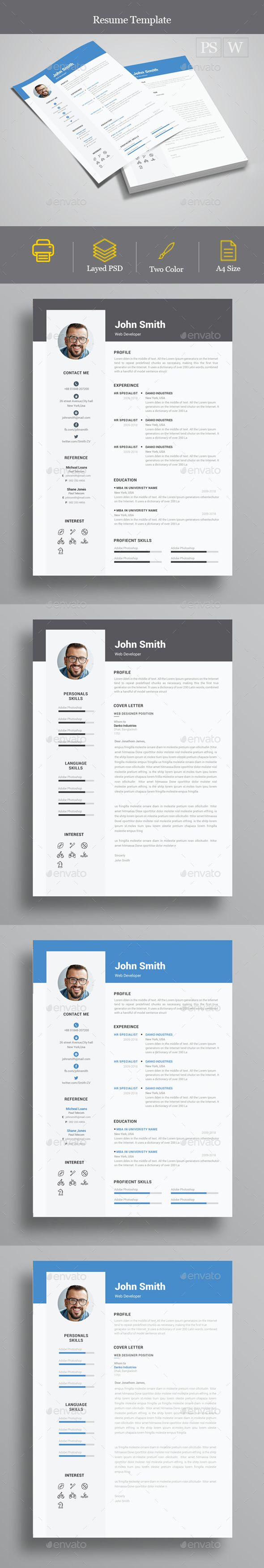 Resume  Resume Templates    Resume Cv Stationary