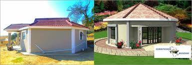 Image result for modern rondavel house design plans Tembela