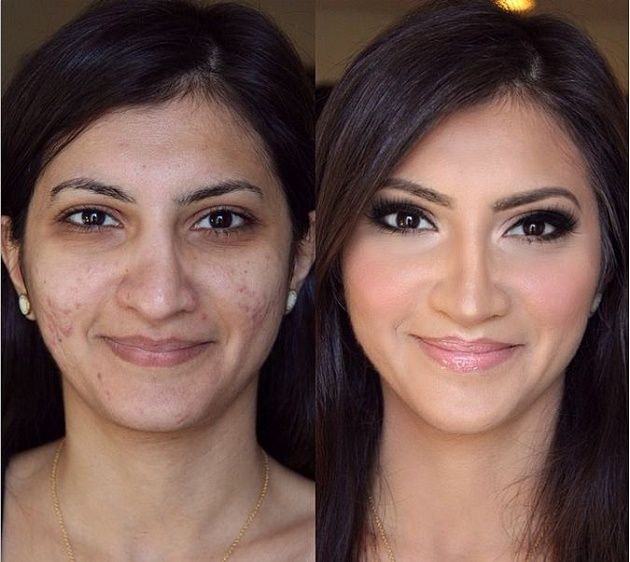 What Makeup Can Really Do - Before and After Pictures