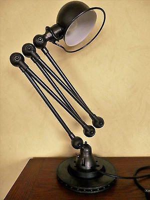Lampe Jielde 5 Bras Lampadaire Lamp Atelier Industrial Industrielle