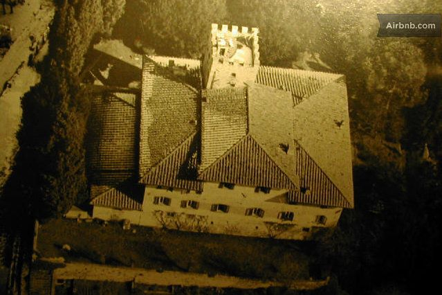 Medieval Watchtower 45min Bus To Florence In Bagno A Ripoli From