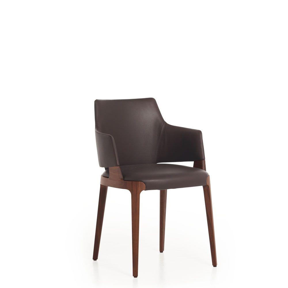 942/PB Velis ARMCHAIR » POTOCCO SPA Dining chairs
