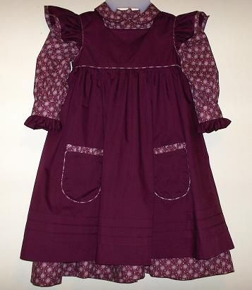 1000  images about pioneer clothing on Pinterest  Day dresses ...