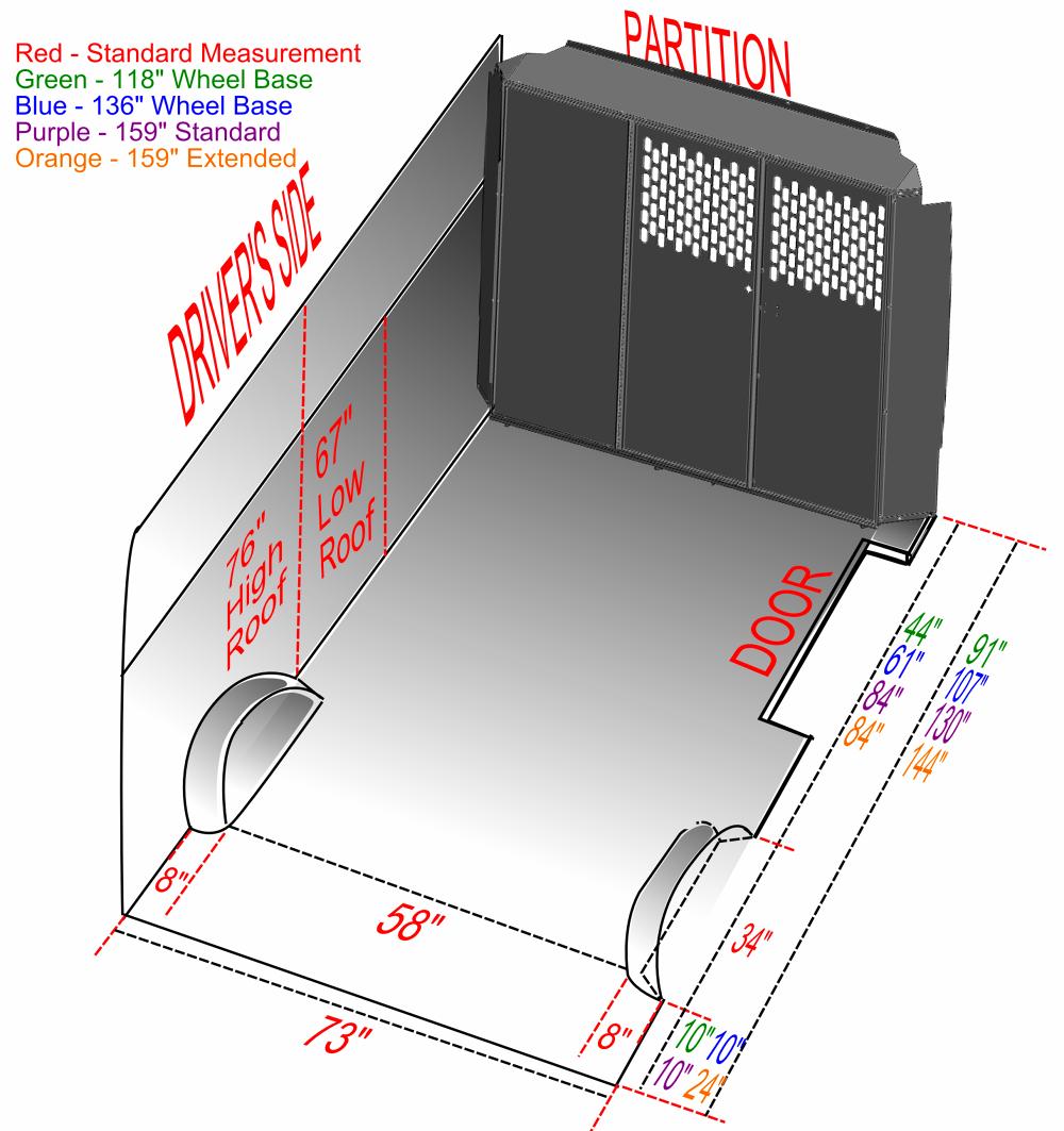 Ram Promaster Interior Dimensions Billingsblessingbags Org