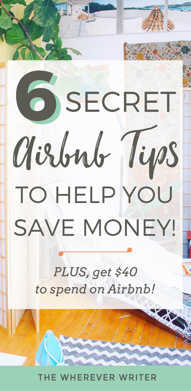 6 Secret Airbnb Tips That Will Save You Money