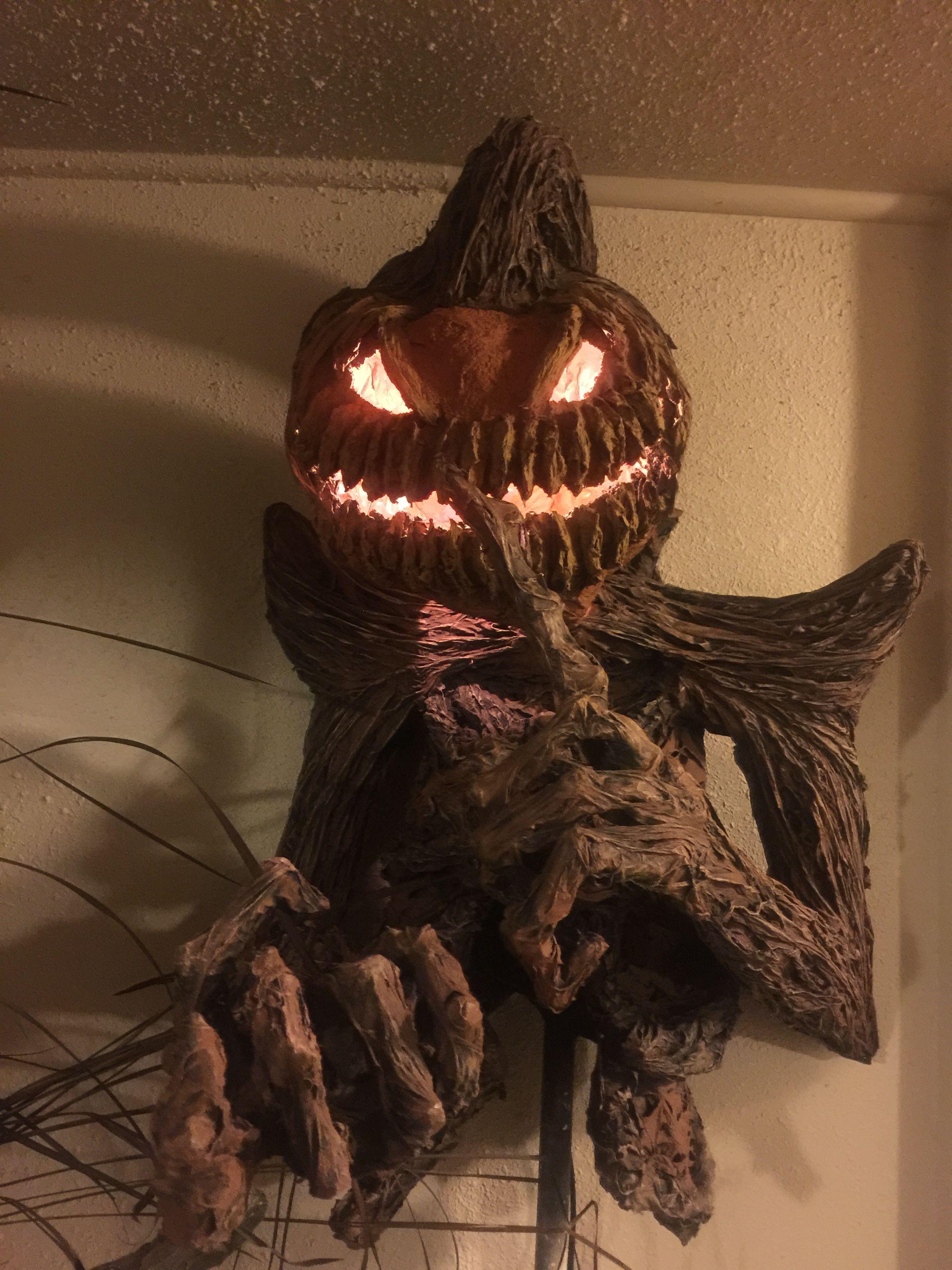 Staircrow #2 Gourdin Fester Halloween Ideas