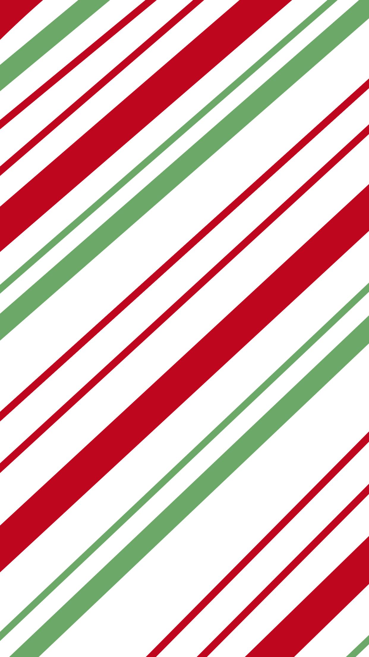 Christmas Stripe Wallpaper Ig Shopdoodlebar Striped Wallpaper Red Christmas Phone Wallpaper Snowflake Wallpaper