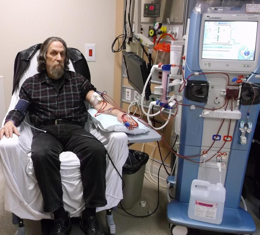 Paul is still in pain, couldn't eat dinner. Still lying down. Depressed and moody still. He has dialysis tomorrow. I hope he feels better tomorrow. Hard to sit on the machine for 4 hours when you don't feel well. Please donate any amount and share. Thank you so much. http://www.gofundme.com/7au70s