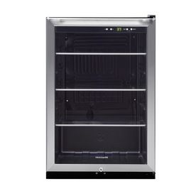Frigidaire Beverage center about same size as wine