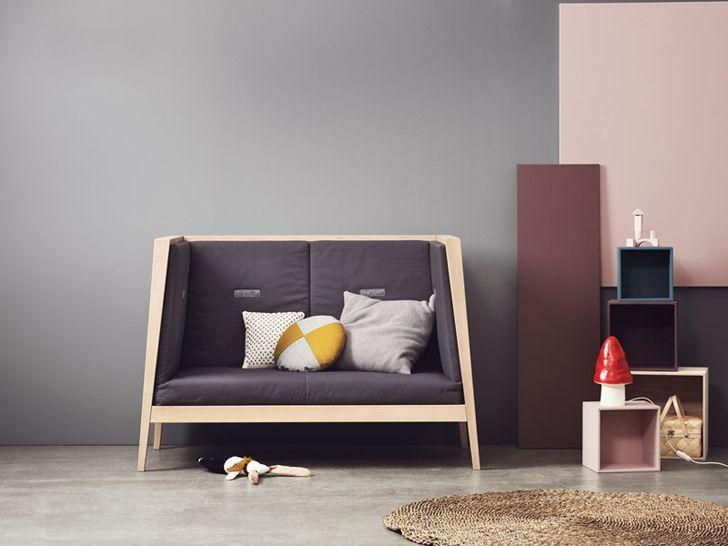 Nuevos muebles de bebé Linea de Leander   Mamá moderna, Bebé y ...