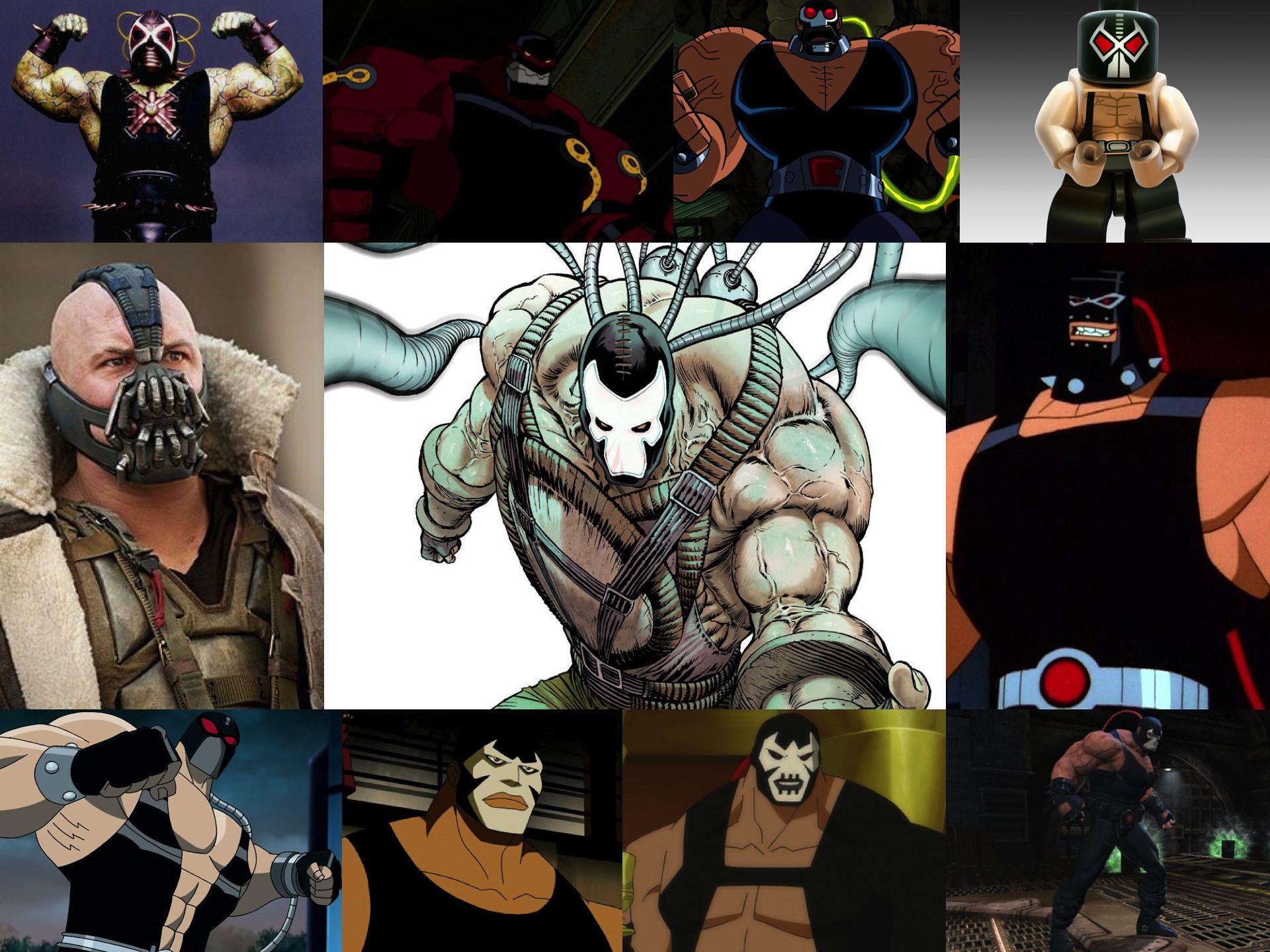 Forever Evil Bane By Legion472 On Deviantart Bane Justice