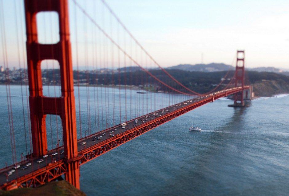 Golden Gate, San Francisco, EE.UU.