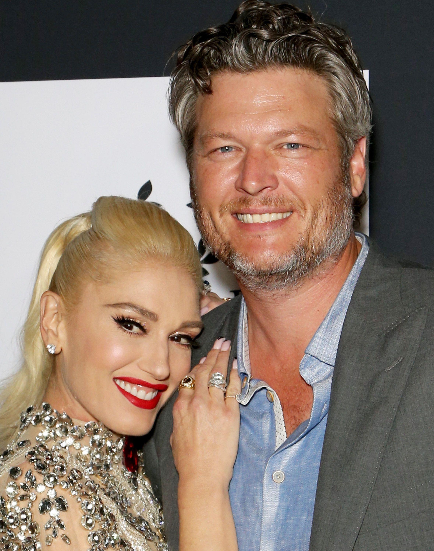 La historia de amor de Gwen Stefani y Blake Shelton.