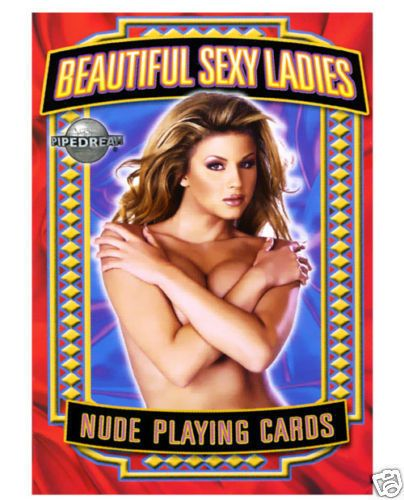 Have hit playing cards naked lady