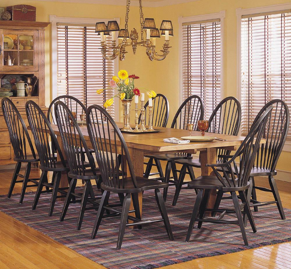 Attic Heirlooms Rectangular Leg Dining Table Rectangular Dining Room Set Heirloom Dining Table Broyhill Furniture