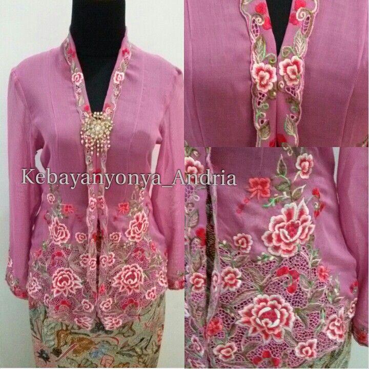 Kebaya, Baju Kurung, Kebaya Indonesia