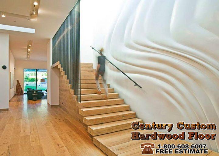 beautiful custom interior stairways. Century Custom Hardwood Floor: Stairway To Heaven . A Beautiful Floor Interior Stairways