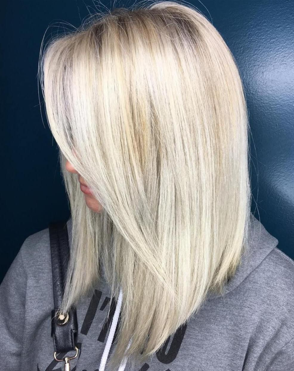 40 Styles With Medium Blonde Hair For Major Inspiration Hair