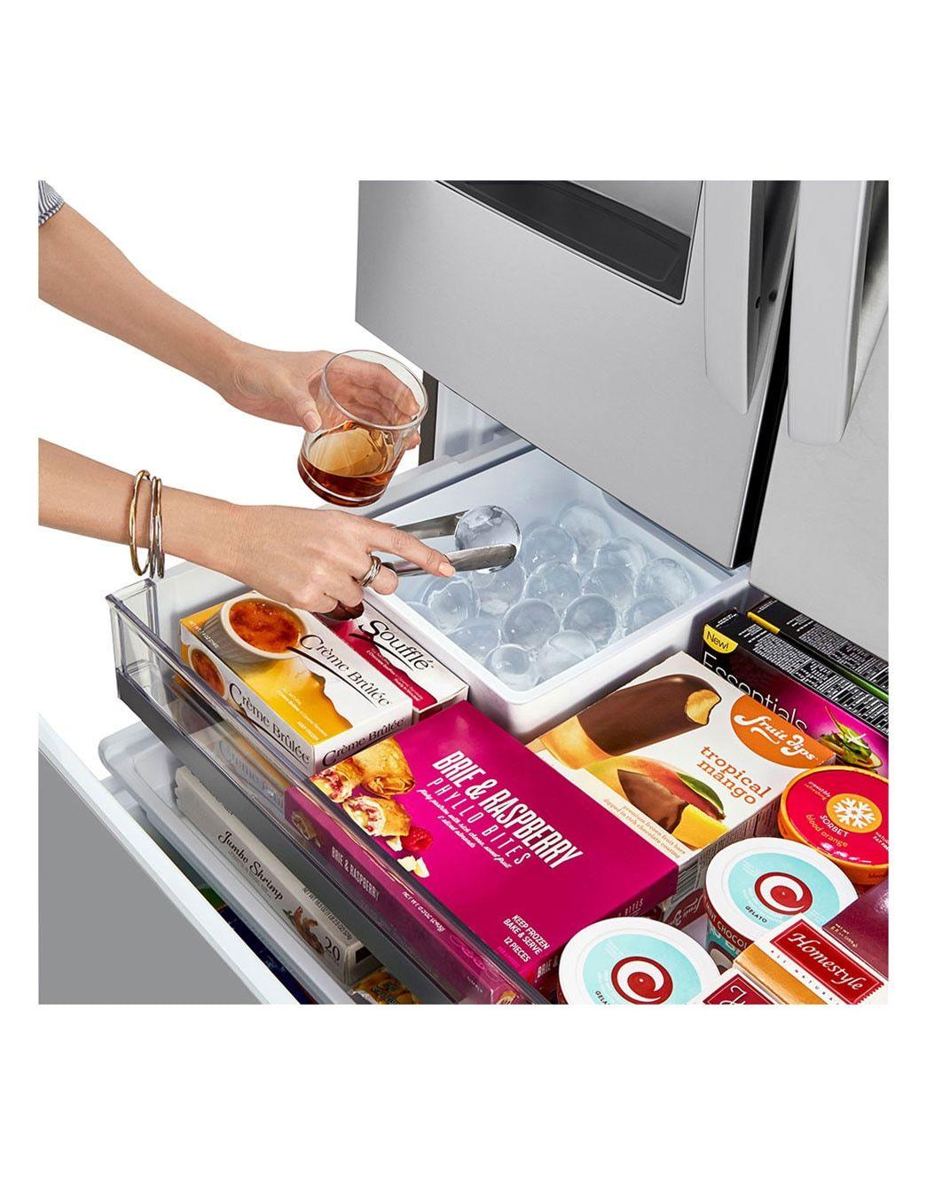15+ Lg fridge craft ice review ideas