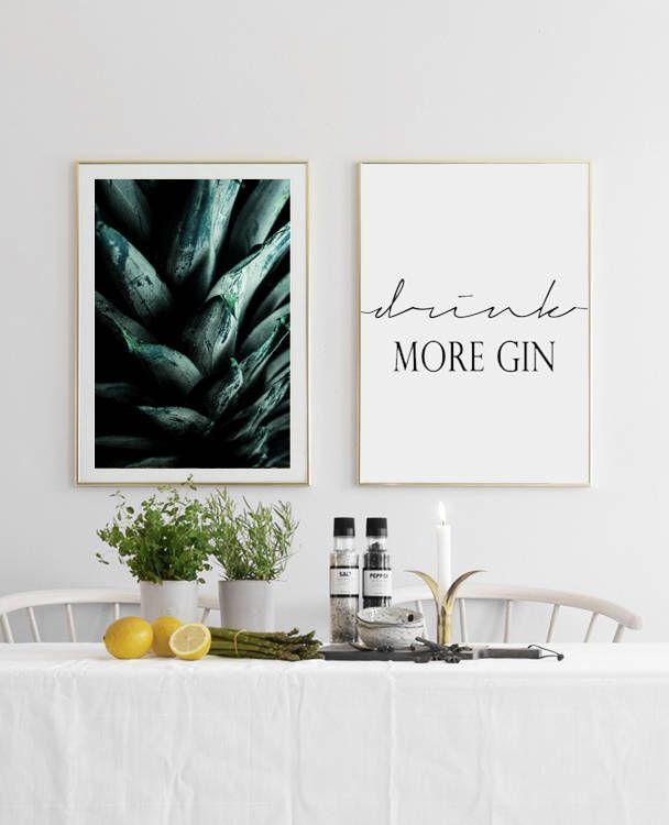 Pineapple Gifts, Pineapple Decor, Nature Prints, Kitchen Wall Art, Fruit  Print, Tropical Wall Art, Kitchen Art, Beach Decor, Tropical Print