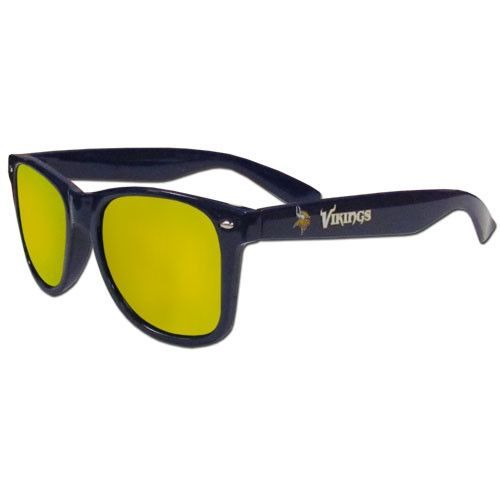 Minnesota Vikings Mirror Lens Sunglasses