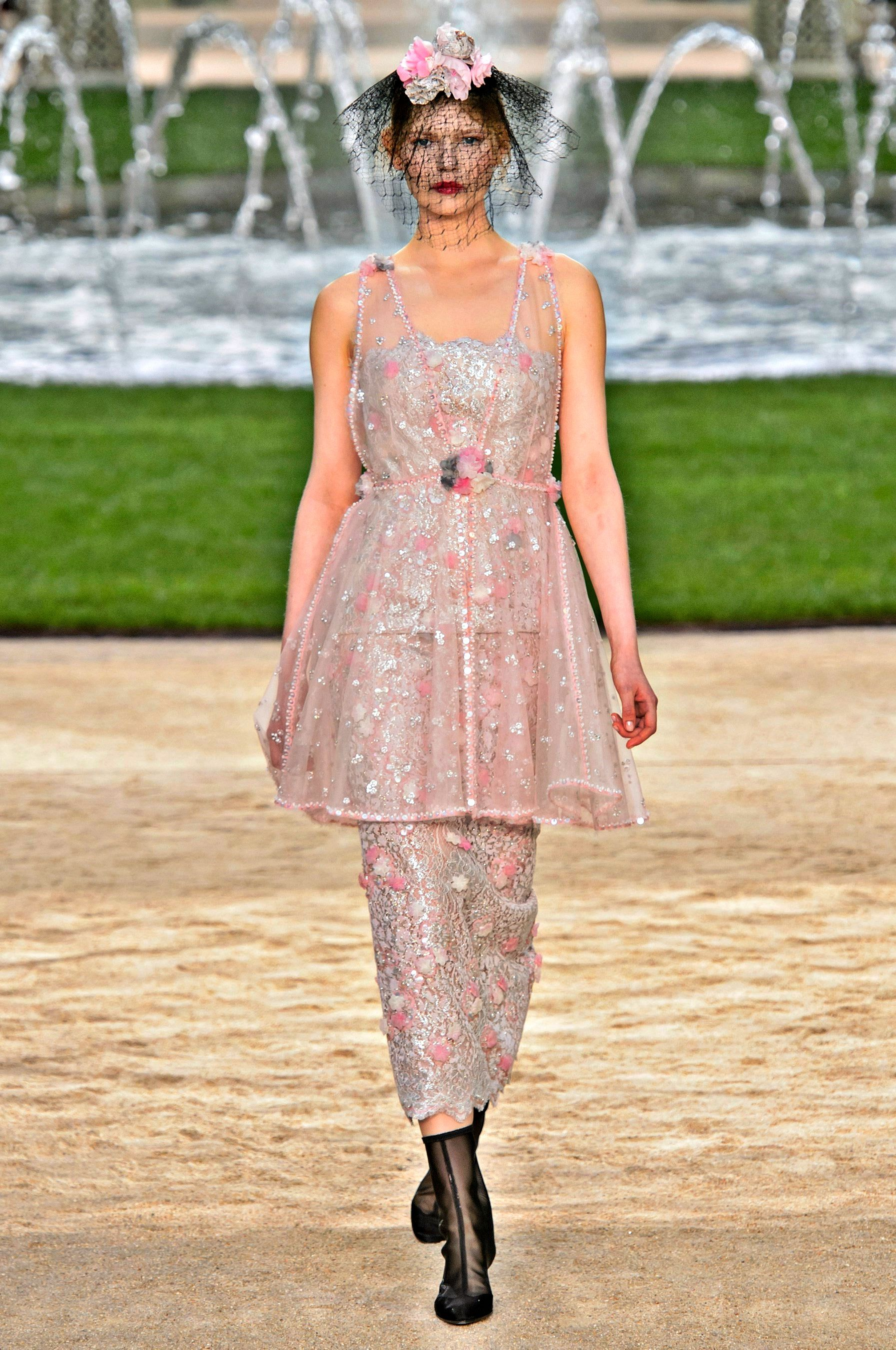 Chanel spring couture chanel flavour pinterest chanel