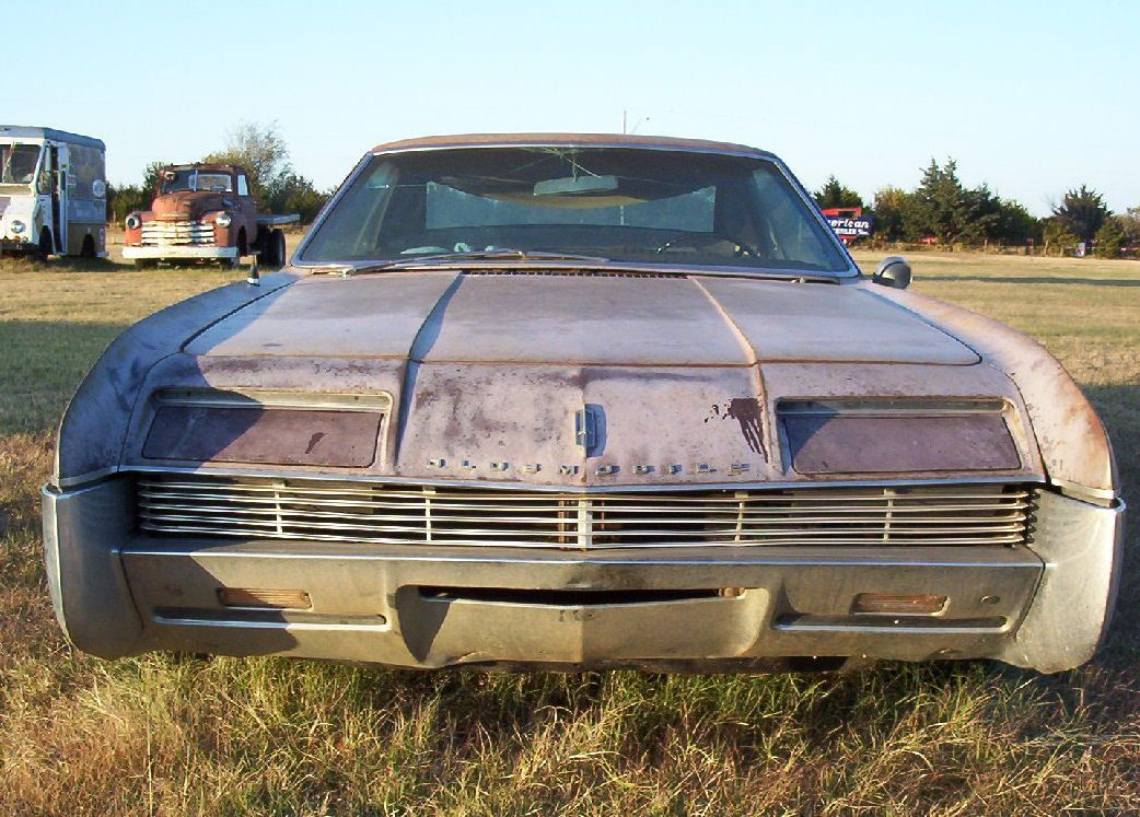 Muscle Car Ranch, Like No Other Place On Earth! | Olds Toronado ...